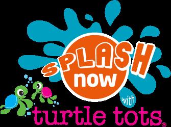 Splash Now and Turtle Tots Logo